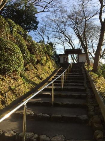 清閑寺入口