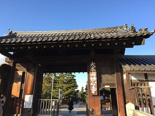 石川丈山が出家し隠棲したことがある妙心寺