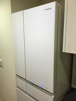 昨年、とうとう冷蔵庫を買った。村上社長が撮影