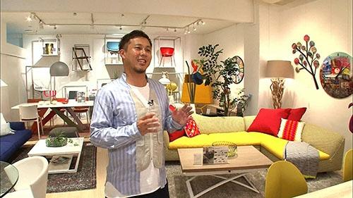 アパレル業界から実家の家具店に戻ってきた三代目、北村甲介社長