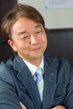 中井社長の経営哲学に思わず唸る上泉雄一アナ