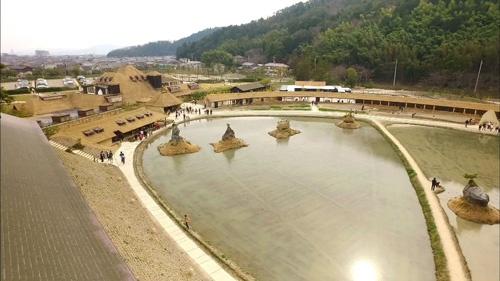 甲子園球場3つ分の広さを持つ「ラコリーナ近江八幡」