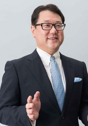 山下氏は、自社の「コアコンピタンス」を明確にすることが海外進出成功のカギだと話す</br>(写真:宮田昌彦)