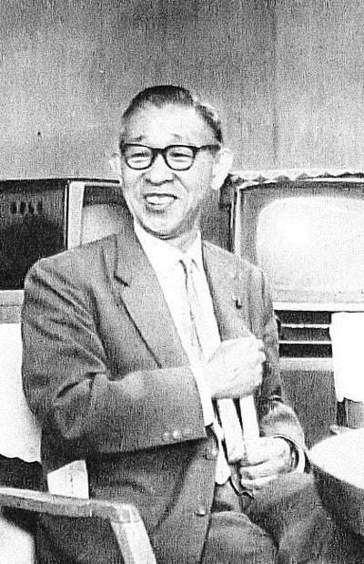 松下電器産業(現パナソニック)の創業者・松下幸之助氏