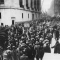 ウォール街大暴落の遠因となったもう1つの金融恐慌で起きたこと