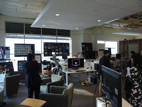 写真2●シリコンバレーにある「Panasonic β」のオフィス