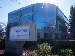 シリコンバレーのVeritas本社