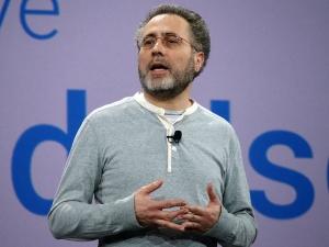 写真1●米GoogleのUrs Holzle上級副社長