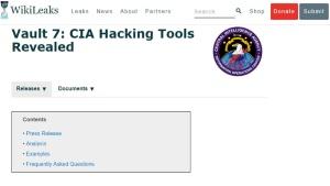 図●Wikileaksのプレスリリース