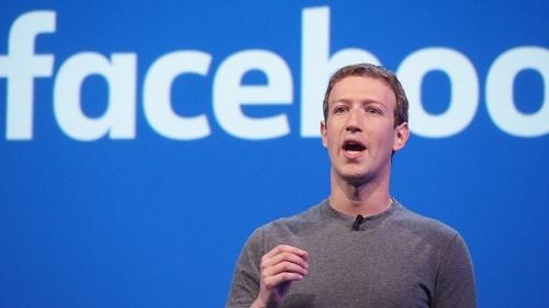 写真1●米FacebookのMark Zuckerberg CEO
