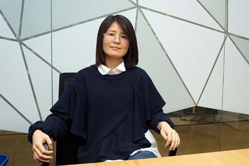 写真●米Googleで機械学習クラウドサービスの開発責任者を務めるJia Li氏