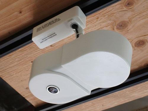 写真1●Percolataの開発した小売店用センサー