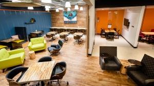 写真3●Workshop Cafeの様々なタイプの部屋