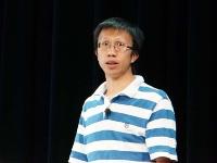 写真2●GoogleのYu Chen氏