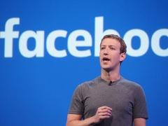 写真●人工知能(AI)開発に積極的な米FacebookのMark Zuckerberg CEO(最高経営責任者)