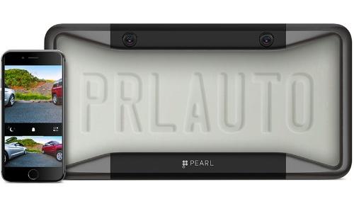 写真2●米Pearl Automationが開発した後付け方式バックアップカメラ