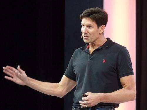 写真1●米MicrosoftのMark Russinovich氏