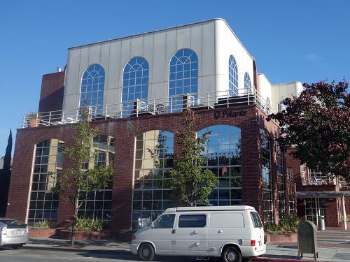 写真2●米パロアルトにある米Palantir Technologiesの本社