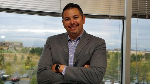 写真1●米Western UnionのDavid Levin情報セキュリティ担当ディレクター