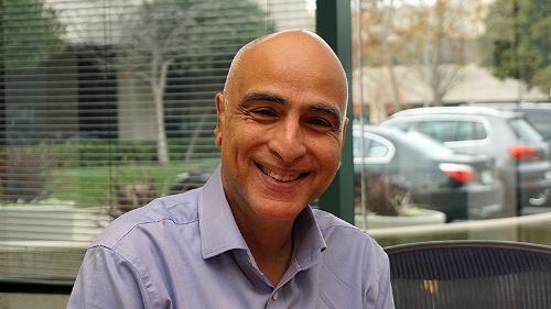 写真1●米Intertrust TechnologiesのTalal Shamoon CEO(最高経営責任者)
