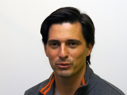 写真1●米UnbabelのVasco Pedro CEO(最高経営責任者)