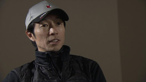 ライバルとしてオグリキャップと名勝負を繰り広げ、その強さを知る武豊が、ラストランの騎手を務めた