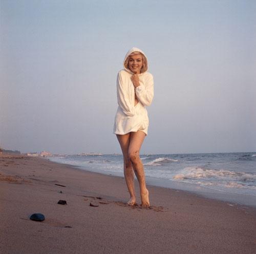 ジョージ・バリス氏が撮影したマリリン・モンロー最期の写真
