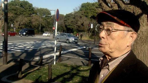 TBSのニュース記者だった鈴木茂夫。当時は28歳