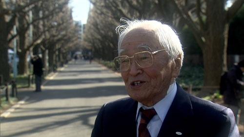 NHKの設楽國雄は天覧試合や「おしん」などを担当した伝説のカメラマン