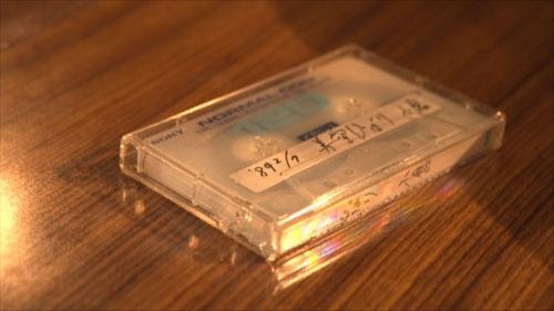 ラストコンサートを収録したカセットテープ。誰もラストコンサートとは思っていなかったため、映像は残されていない。指揮者・チャーリィ脇野がバンドの音をチェックする為に録音していたことで偶然生まれた貴重なテープ