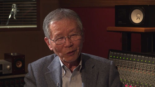 元日本コロムビア プロデューサーの境弘邦。「川の流れのように」が収録された、ひばりの最後のアルバムのプロデュースを秋元康にオファーした