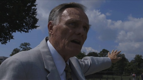 ホワイトハウス執事長ゲイリー・ウォルターズ。30年以上、ホワイトハウスを預かる生き字引が未曾有の混乱の中、現場の指揮をとった