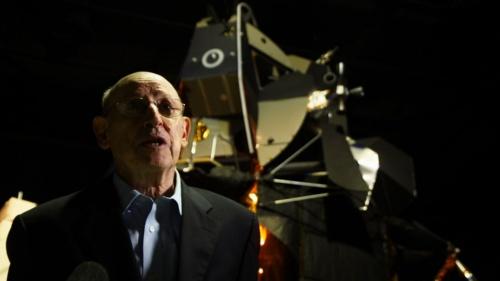 マーティ・フィンクルマン。月着陸船のシステムデザインを手掛けた