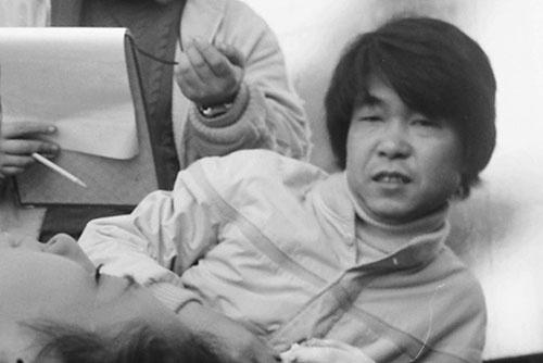 映画監督 山口清一郎。初めての監督作となったロマンポルノ作品『ラブハンター 恋の狩人』(1972年公開)は警視庁の摘発を受け、その後裁判へと発展。山口は被告としてその裁判を戦った。(C)日活