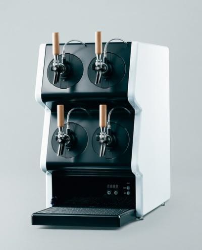 キリンはクラフトビール専用の小型サーバーで新たな消費者を取り込む
