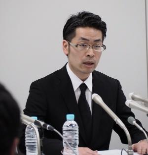 大塚雄介・最高執行責任者(COO)