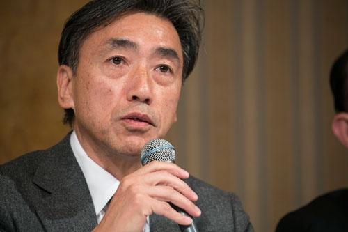 ファミリーマートの次期社長に就く澤田氏