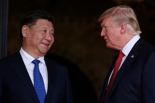トランプ政権の鉄鋼輸入制限で「米中貿易戦争」が勃発する(写真:ロイター/アフロ)