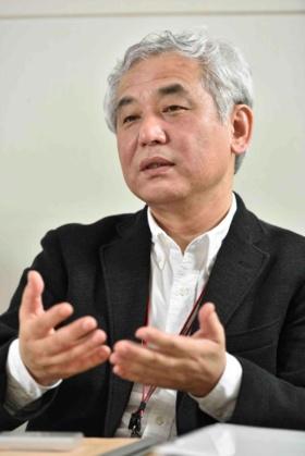 良品計画の執行役員グローバル事業推進担当部長の大木宏人氏。98年の香港撤退時の現地法人社長だった。現在は海外展開を担当する執行役員の1人(写真:山下 裕之)