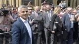 トランプに屈しないイスラム教徒のロンドン市長