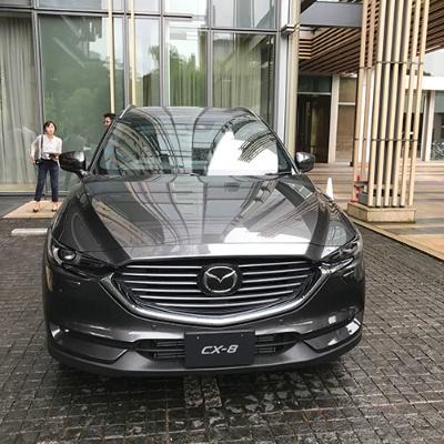 CX-8は日本の大型SUV市場のカンフル剤になるか