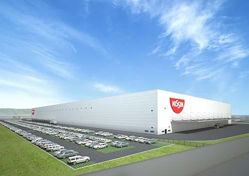 日清食品は2018年8月に関西工場(仮称)を稼働させる。現在の滋賀工場から北に約350メートル離れた場所に位置する。