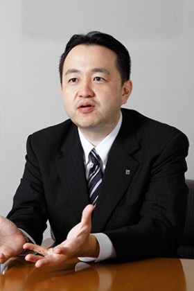 東京海上日動火災保険の横山功介・採用チームリーダー