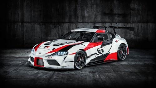 ジュネーブショーで世界初公開された「GR Supra Racing Concept」。このレース仕様の開発は欧州のモータースポーツ活動拠点であるトヨタモータースポーツ有限会社(Toyota Motorsport GmbH)が担当