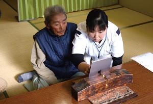 ポートが宮崎県日南市で取り組む実証実験の様子