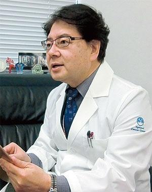 国立がん研究センター研究所の落谷氏