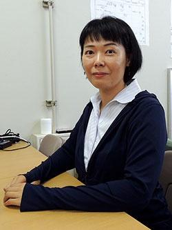 立命館大学の木村朝子教授