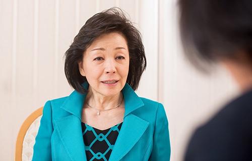 櫻井よしこ氏/ジャーナリスト、国家基本問題研究所理事長