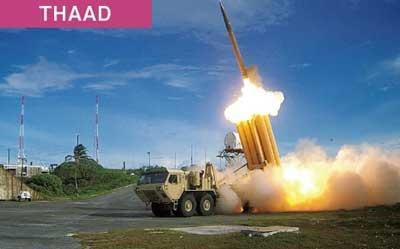 THAADは韓国での配備が始まった(写真=AP/アフロ)