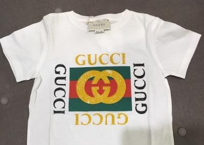 シンガポール人の友人に頼まれて日本のデパートでお土産に購入したTシャツ